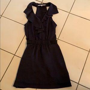 Rachel Roy navy blue dress.